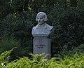 Новий пам'ятник М. В. Гоголю на території Університету - panoramio.jpg