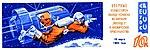Почтовая марка СССР № 3176. 1965. Первый в мире выход человека в открытый космос.jpg