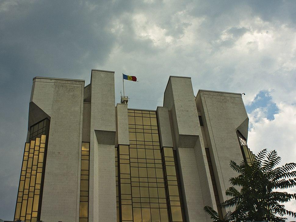 Президентский Дворец (Президентура) (Кишинёв)