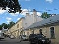 Пушкин. Дом Дворцового правления, вид со двора02.jpg