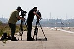 Работа журналистов на авиабазе «Хмеймим» в Сирии (6).jpg