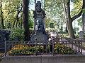 Санкт-Петербург, Тихвинское кладбище, могила Ф.М. Достоевского.JPG