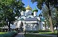Суздаль. Спасо-Евфимиев монастырь. Спасо-Преображенский собор 2 - panoramio.jpg