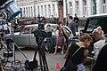 """Съёмки фильма """"Индус"""" в Подколокольном переулке.2009.JPG"""