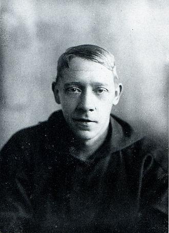 Vladimir Tatlin - Vladimir Tatlin as sea-man, 1914-15