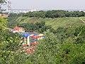 Украина, Киев - Виды с Пейзажной аллеи 02.jpg