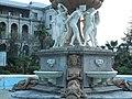 Фонтан санатория Орджоникидзе, скульптурная группа фонтана, Курортный просп., 96, Хостинский район, Сочи.jpg