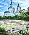 Церковь Николая Чудотворца в село Юрово Владимирская область.jpg