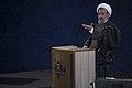 سخنرانی علیرضا پناهیان در جمع هیئت های مذهبی در قصر شیرین به مناسبت بیست و دوم بهمن ماه Alireza Panahian 40.jpg
