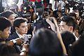 กลุ่มผู้ประกอบการภายในอาคาร Big C สาขาราชดำริ ที่ได้รั - Flickr - Abhisit Vejjajiva (1).jpg