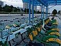 北韓也有類似 YouBike 的共享單車.jpg
