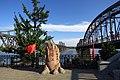 巡道工出品 photo by xundaogong 鸭绿江大桥 Bridge of Yalu river - panoramio (16).jpg