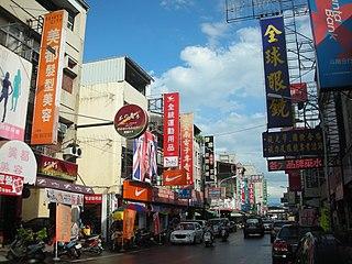 Dounan, Yunlin Urban township