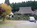 螢庵の外観(京都府南丹市美山) - panoramio.jpg