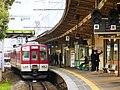 近鉄南大阪線 古市駅にて Furuichi station 2012.2.10 - panoramio.jpg
