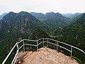 铁船峰看庐山 - Mt. Lushan Viewed from Iron Vessel Peak - 2016.05 - panoramio.jpg