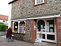 -2020-10-16 Salvation army charity shop, Feathers Yard , Holt.JPG
