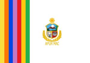 Cotabambas Province - Image: ..Apurímac Flag(PERU)