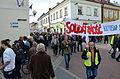 02013 0618 Protest gegen die Liquidation dem Autosan-Werke.JPG