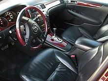 Lexus Es 300 Interior Mcv30 Us