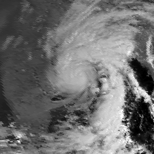 1995 India cyclone - Image: 03B Nov 9 1995 0300Z