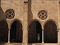 068 Antic convent de Sant Agustí, claustre.jpg