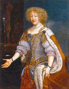 Magdalena Sibylla, Württemberg, Herzogin, 1652-1712