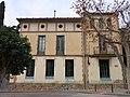 123 Casa Fèlix Fages, façana Passeig 9 (la Garriga).JPG