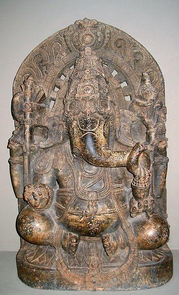 File:13th century Ganesha statue.jpg