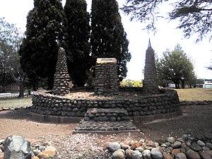 Petrus Steyn - 14 August 1975 Afrikaans language monument.