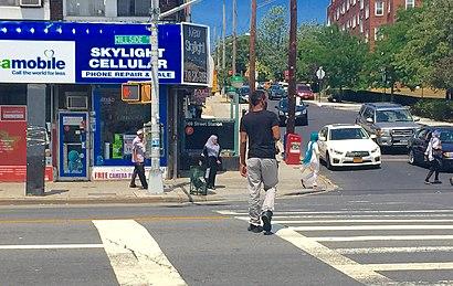 Cómo llegar a 169th Street (F) en transporte público - Sobre el lugar