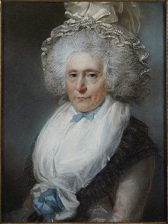 Francis Willis (physician) - John Russell, Mrs. Francis Willis, 1806, Princeton University Art Museum