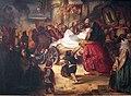 1851 Junge Hexe, zum Scheiterhaufen geführt anagoria.JPG