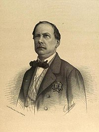 1853-1860, Blasón de España, libro de oro de su nobleza, parte primera, casa real y Grandeza de España, Manuel Álvarez de Toledo (cropped).jpg