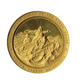 Lifesaving Medal - Life Saving Medal 1st Class, original design