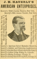 1880 JH Haverly ad USA.png