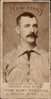 Roger Connor American baseball player