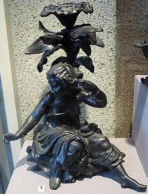 Kasli iron sculpture - Image: 1901 Die kaukasische Gefangene anagoria