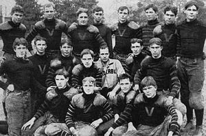 1903 Vanderbilt Commodores football team