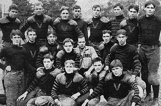1903 Vanderbilt Commodores football team - Image: 1903Vandy