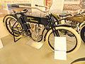 1909 Harley Davidson Model 5, replica built by Michael Hanlon - Lyman & Merrie Wood Museum of Springfield History - DSC04175.JPG