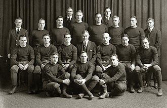 1920 Michigan Wolverines football team - Image: 1920 Michigan Wolverines football team
