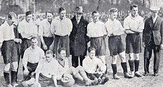 NAC Breda - NAC's first squad in 1926