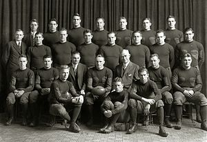 1929 Michigan Wolverines football team - Image: 1929 Michigan Wolverines football team