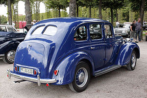 Austin 12 (1939) - 1947 Austin 12