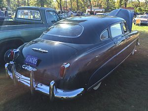 Mohammed Mohiedin Anis - A 1949 Hudson Commodore