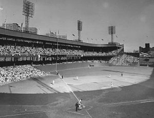 1951 World Series - Image: 1951 World Series game three