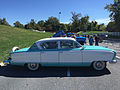 1955 Nash Ambassador Custom sedan six-cylinder LeMans sedan at 2015 AACA Eastern Regional Fall Meet 05of17.jpg