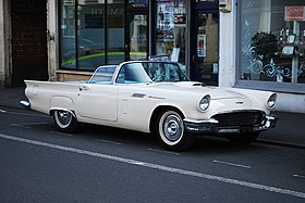 Ford Thunderbird First Generation Wikipedia