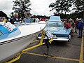 1960 Plymouth Fury & 1959 Herter's Flying Fish (5979790940).jpg